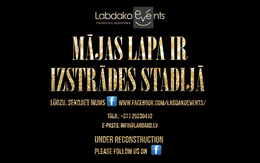 Labdako Events Facebook